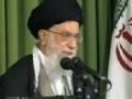 Vali Amr Muslimeen Imam Khamenei meeting with Academic Women - Farsi