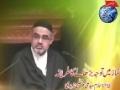 [Short Clip] نماز میں توجہ بڑھانے کا طریقہ - H.I. Ali Murtaza Zaidi - Urdu