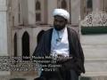 Jehad-e-Ameerul Momeneen (as) - 5 | Agha Jaun | 24 Ramadhan 1434 (Mahuva Gujarat) - Urdu