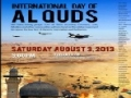 Toronto Holds Massive Al-Quds Rally - August 2013 - English