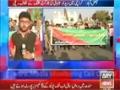 [Media Watch] ARY News :  سانحہ کراچی کے خلاف فیصل آباد میں احتجاج - Urdu