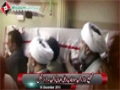 Janaza Of Shaheed Deedar Ali Jalbani And Shaheed Sarfaraz Bangash - 04 Dec 2013 - Urdu