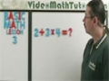 Basic Math:  Operations on Numbers -- Part 2 English