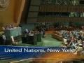 Ahmadinejad Slams Iraq War/Attack/Occupation - UNO 08 - English