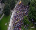 [Canada Quds Day 2014] Drone Video - Al-Quds Rally 2014 Toronto Canada - Queen\'s Park - All Languages