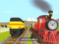 Learn about the Letter K - The Alphabet Adventure With Alice And Shawn The Train - English