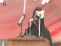 [یوم حسین ع] Salam : Sis Rahela - 18 November 2014 - Karachi University - Urdu