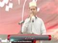 [یوم حسین ع] Salam : Br. Nasir Azizi - 18 November 2014 - Karachi University - Urdu
