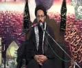 [06] Muharram 1436 - حقیقی زندگی اور پیغام کربلا - H.I Sadiq Taqvi - Urdu