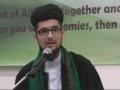 Speech by Sheikh Ibrahim Chishti - Muslim Unity Seminar - English