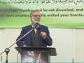Speech by Dr. Zafar Bangash - Muslim Unity Seminar -English