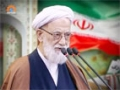 [03 April 2015] Tehran Friday Prayers   آیت اللہ امام،ی کاشانی - Urdu