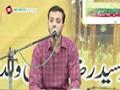 [سیمینار : شہید محمد علی نقوی، شیہد سبطِ جعفر] Kalam : Br. Jafar - Urdu