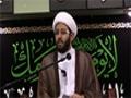 [Short clip] Sheikh Amin Rastani - Avoiding Those Who Provoke Sectarianism - English