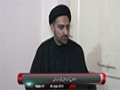 [Majlis e Shahadat Imam Ali (AS)] H.I Nursrat Bukhari - 06 July 2015 - Urdu