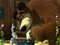 [09] Masha and The Bear - No Trespassing! - All Languages