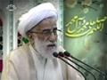 [14 August 2015] Tehran Friday Prayers   آیت اللہ جنتی - Urdu