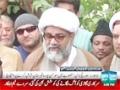 پورے ملک میں دھشت گردی کے خلاف اپریشن کے حامی ہیں - H.I. Raja Nasir - Urdu