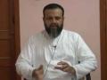 [18th Sept 2015] Political Analysis - Masjid e Al Aqsa Per Sehoniyon Kay Hamlay - Br. Naqi Hashimi - Urdu