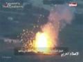 Watch: Yemeni Army/Popular Forces destroy US-made Saudi tanks on Saudi territory - Arabic Sub English