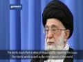 Why are the defenders of human rights silent? - Farsi sub English