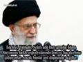 Rehber Seyyid Ali Hamaney ve Ayetullah Mekarim Şirazi\\\'nin Tekfirciler Hakkında Konuşmaları - Farsi Sub Turkish