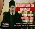 Seyyid Haşim el-Haydari - Bahreyn - Arabic Sub Turkish