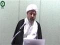 [02] Lecture Tafsir AL-Quran - Surah Nuh  - Sheikh Bahmanpour - English