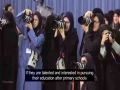 [Short Clip] Preventing girls from education is against Islam Ayatullah Khamenei | Farsi Sub English