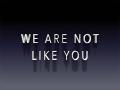We Are Not Like You | Dr Rahimpour Azghadi | Farsi sub English