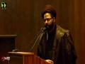 [Youm-e-Hussain as] Moulana Ali Afzaal - NED University - Muharram 1438/2016 - Urdu