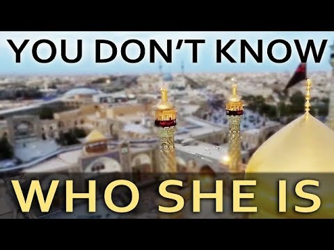 The Lady of Qom | Sayyid Abbas Ayleya & Shaykh Hamza Sodagar | English