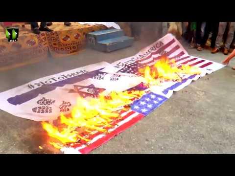 Youme Murdabad America Rally - 16 May 2019 - Karachi - Urdu