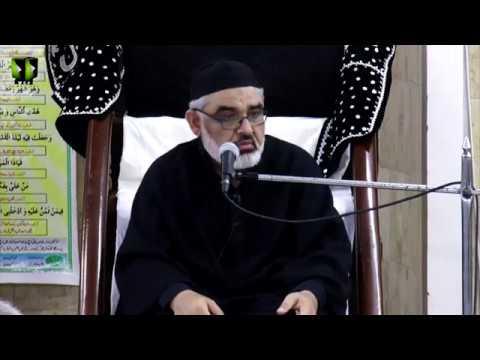 [Majlis 1] Topic: Noor e Vilayat or Shab e Qadr   H.I Ali Murtaza Zaidi   Mah-e-Ramzaan 1440 - Urdu
