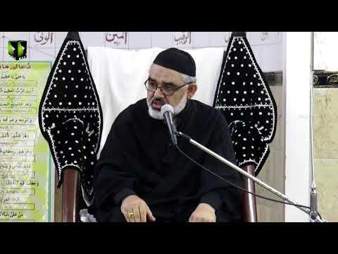 [Majlis 2] Topic: Noor e Vilayat or Shab e Qadr   H.I Ali Murtaza Zaidi   Mah-e-Ramzaan 1440 - Urdu