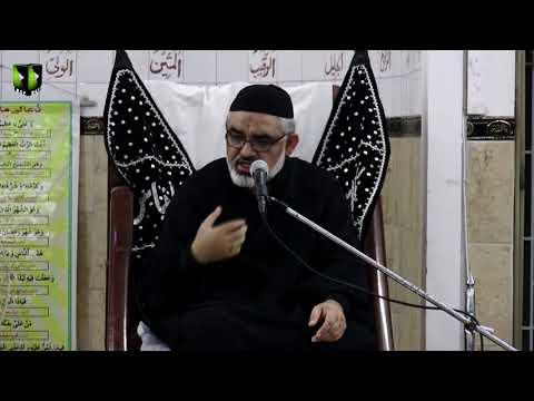 [Majlis 3] Topic: Noor e Vilayat or Shab e Qadr   H.I Ali Murtaza Zaidi   Mah-e-Ramzaan 1440 - Urdu