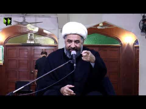 [Majlis 3] Topic: علیؑ کا شیعہ  | H.I Muhammad Amin Shaheedi | Mah-e-Ramzaan 1440 - Urdu