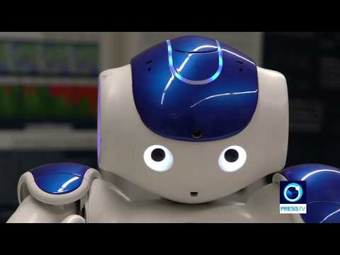 [23/10/19] Calligraphy robot - AI used to improve children s handwriting - English