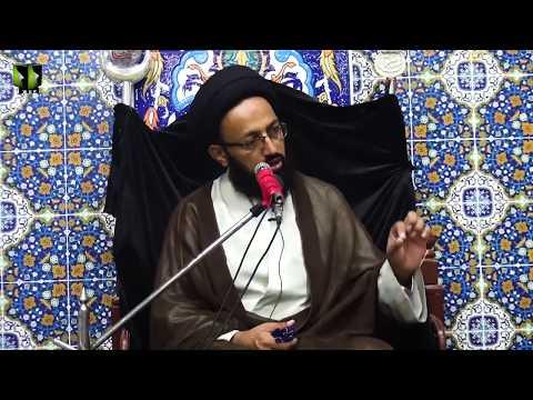 [Majlis] Topic: Ahlebait (as) Kay Zair e Saya Tarbiyat   H.I Sadiq Raza Taqvi - Urdu
