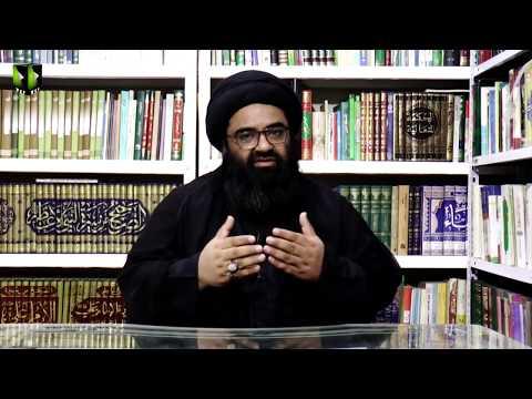 [Majlis 1] Imam Ali (as) Or Quran | H.I Kazim Abbas Naqvi | Ayam-e-Imam Ali - 1441 - Urdu