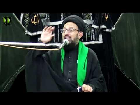 [Majlis] Topic: Aaema (as) Or Hamari Tarbiyat    H.I Sadiq Raza Taqvi   24th Muharram 1442/2020   Urdu