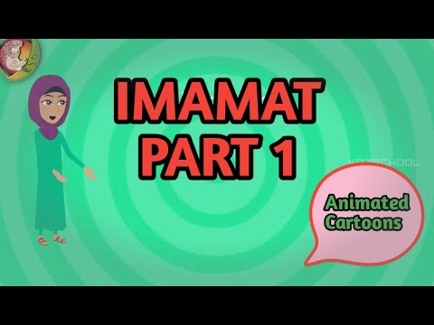 Imamat - Vicergerents of the Prophet | Kids Islamic Stories | Muslim | Kaz School | English