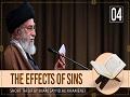 [4] Short Tafsir by Ayatollah Sayyid Ali Khamenei   The Effects of Sins   Farsi Sub English