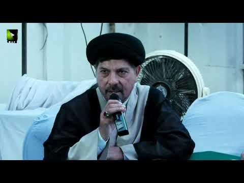 [Speech] Azadi Al-Quds Conference | H.I Baqir Zaidi | Mah-e-Ramzaan 1442 | Urdu