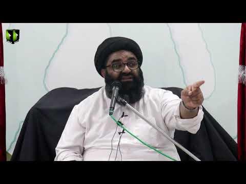 [Majlis 1] Ayaam-e-Shahadat Imam Ali (as) | H.I Kazim Abbas Naqvi |  Mah -e- Ramzaan 1442/2021 | Urdu