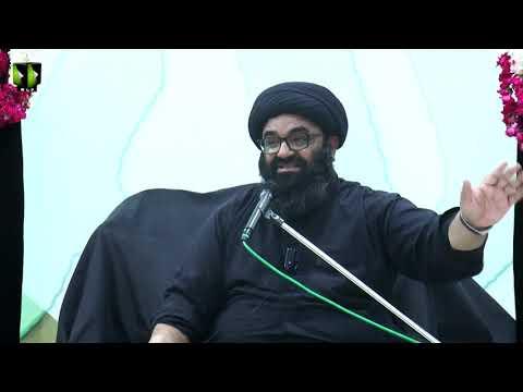 [Majlis 3] Ayaam-e-Shahadat Imam Ali (as) | H.I Kazim Abbas Naqvi |  Mah -e- Ramzaan 1442/2021 | Urdu