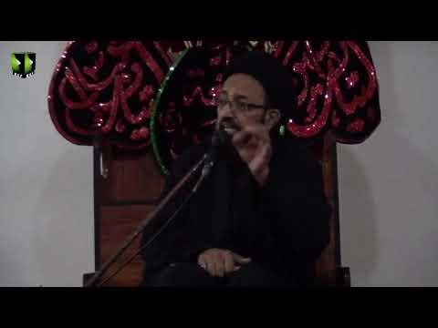 [Majlis]  Imam (as) kay Sath Hona Kuch Aur Hai Aur Paas Hona Kuch Aur | H.I Sadiq Raza Taqvi | Urdu