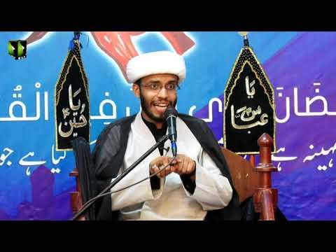 [Majlis] Ayaam-e-Shahadat Imam Ali (as) | Moulana Hadi Wilayati | Urdu