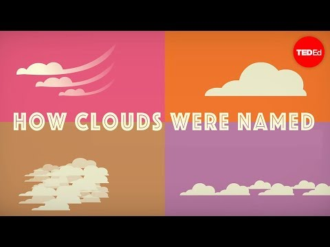 How did clouds get their names? - Richard Hamblyn - English