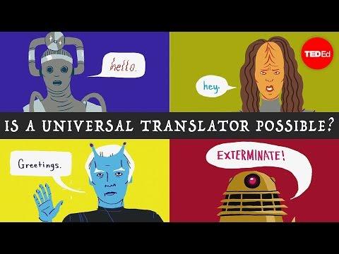 How computers translate human language - Ioannis Papachimonas - English